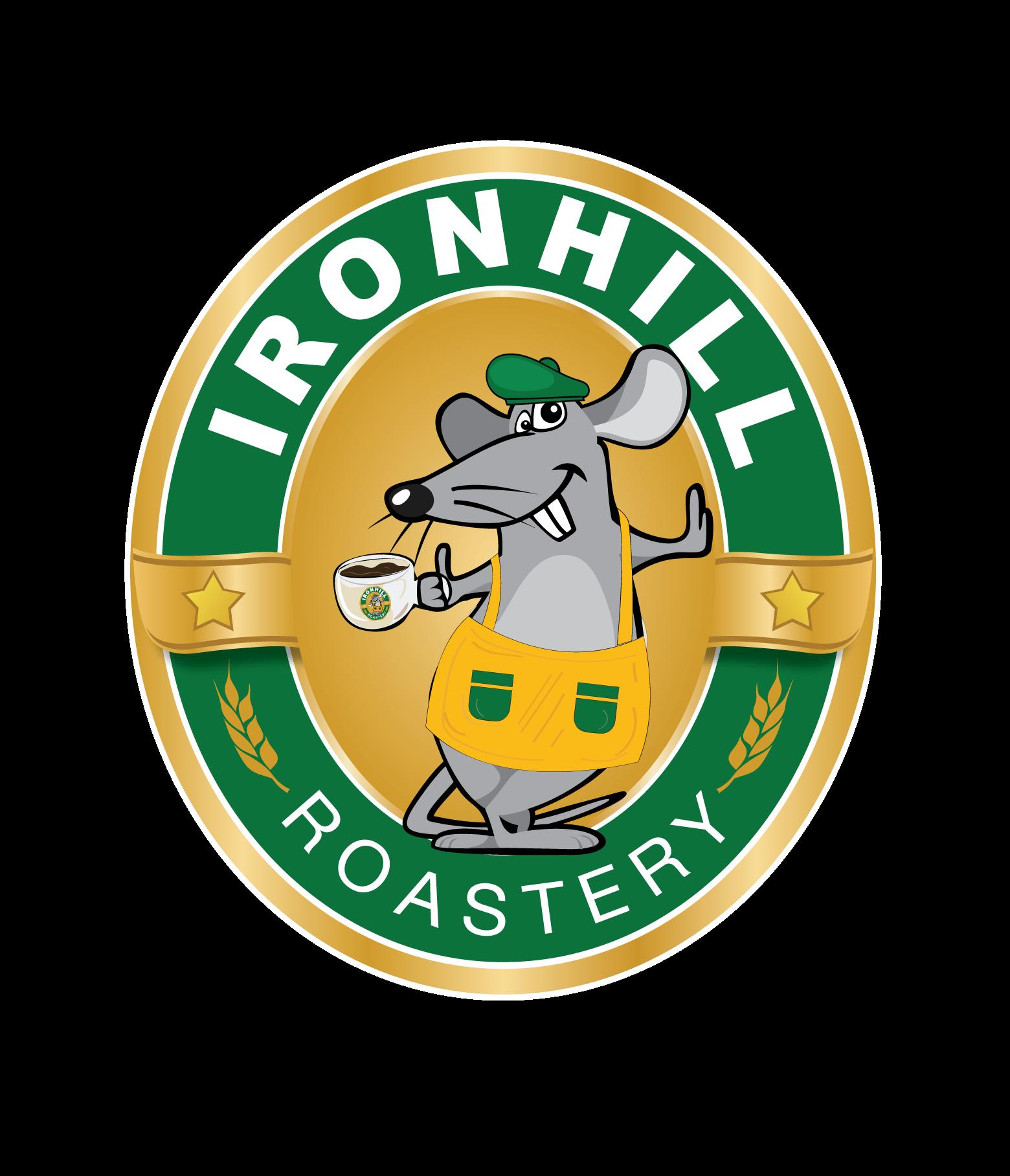 Ironhillcafe Logo